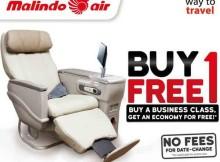 Malindo Air Buy 1 Free 1 Promotion