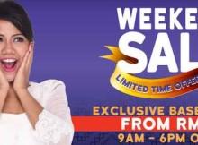 Malindo Air Weekend Sales