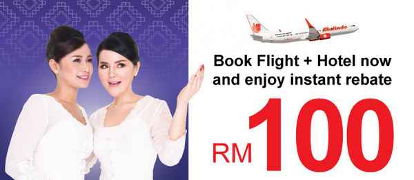 Malindo Holidays RM100 Voucher Code Promotion