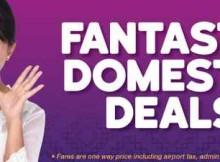 Malindo Air Fantastic Domestic Deals
