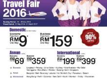 Malindo Air Travel Fair 2016