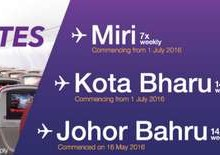 Malindo Air New Routes 2016