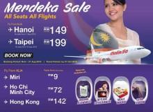 Malindo Air Merdeka Sale 2016